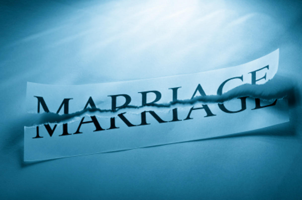 Reasons divorce top people What Are
