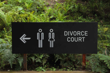 how to avoid the divorce court